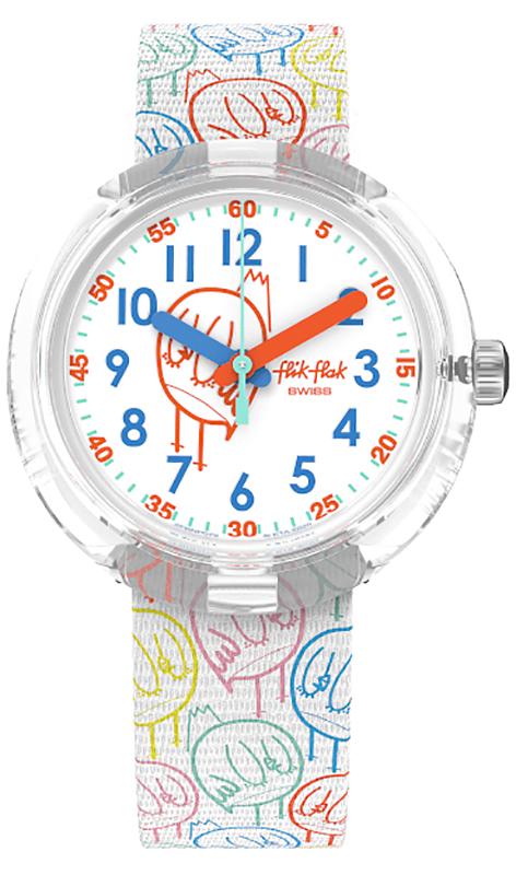Flik Flak FPNP079 - zegarek dla dziewczynki