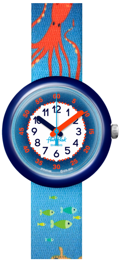 Flik Flak FPNP086 - zegarek dla chłopca