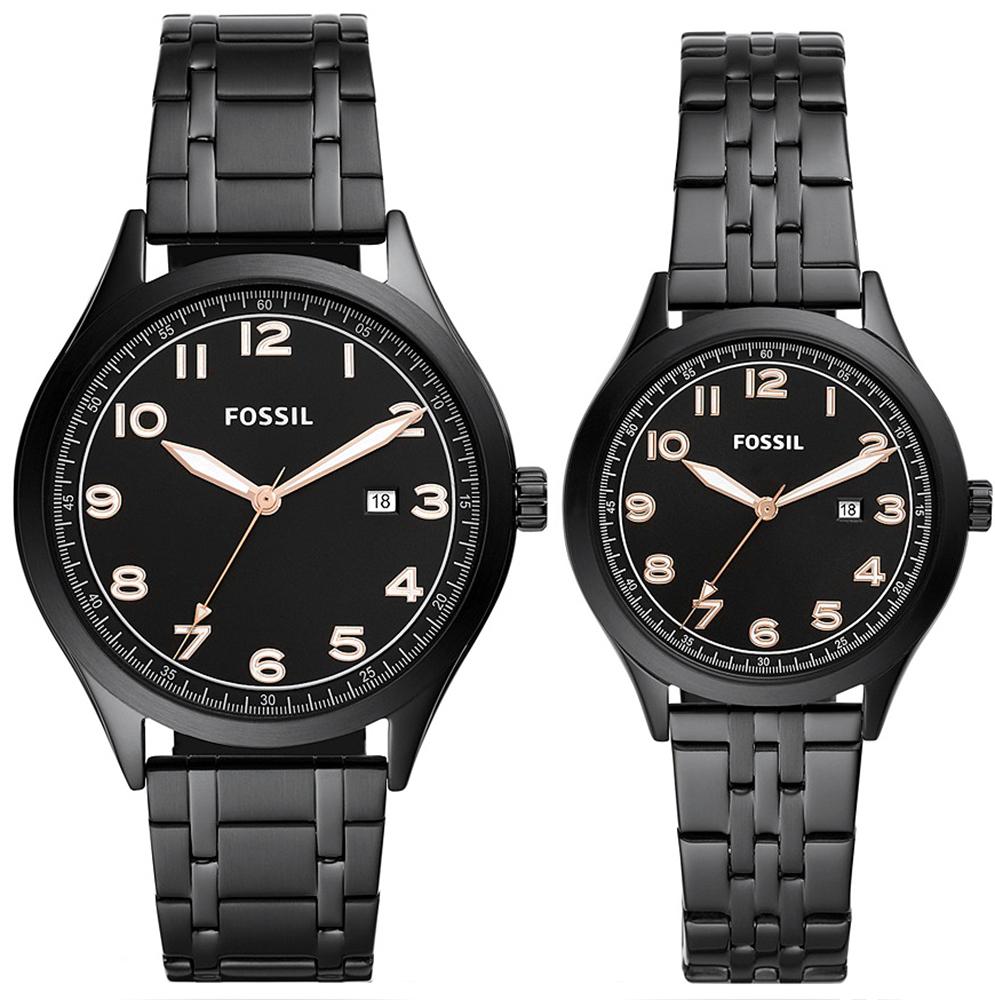 Fossil BQ2471SET - zegarek unisex