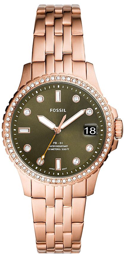 Fossil ES4970 - zegarek damski