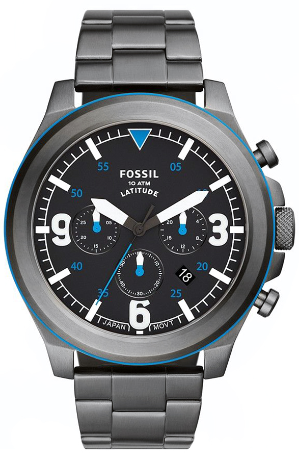 Fossil FS5753 - zegarek męski