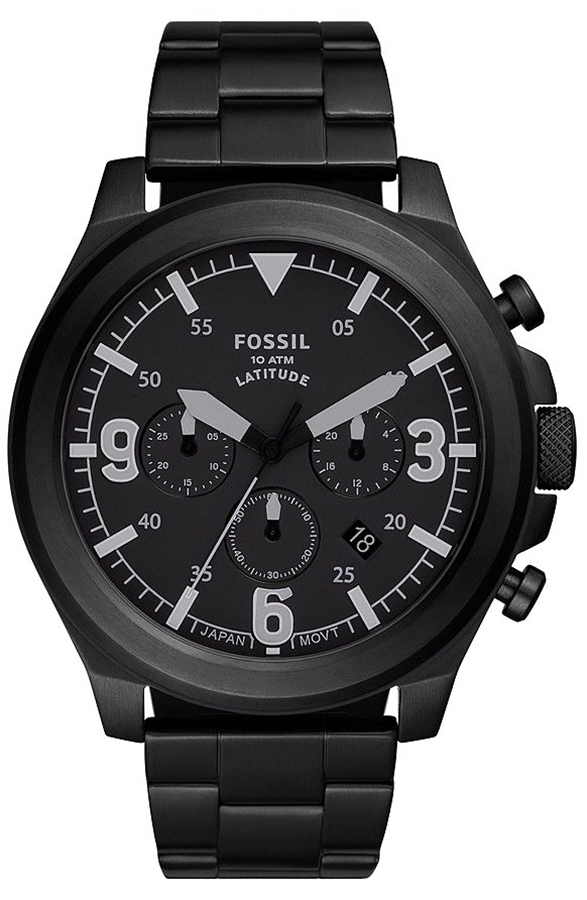 Fossil FS5754 - zegarek męski