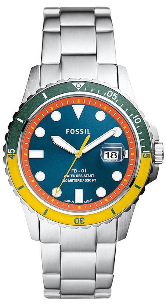 Fossil FS5765 - zegarek męski
