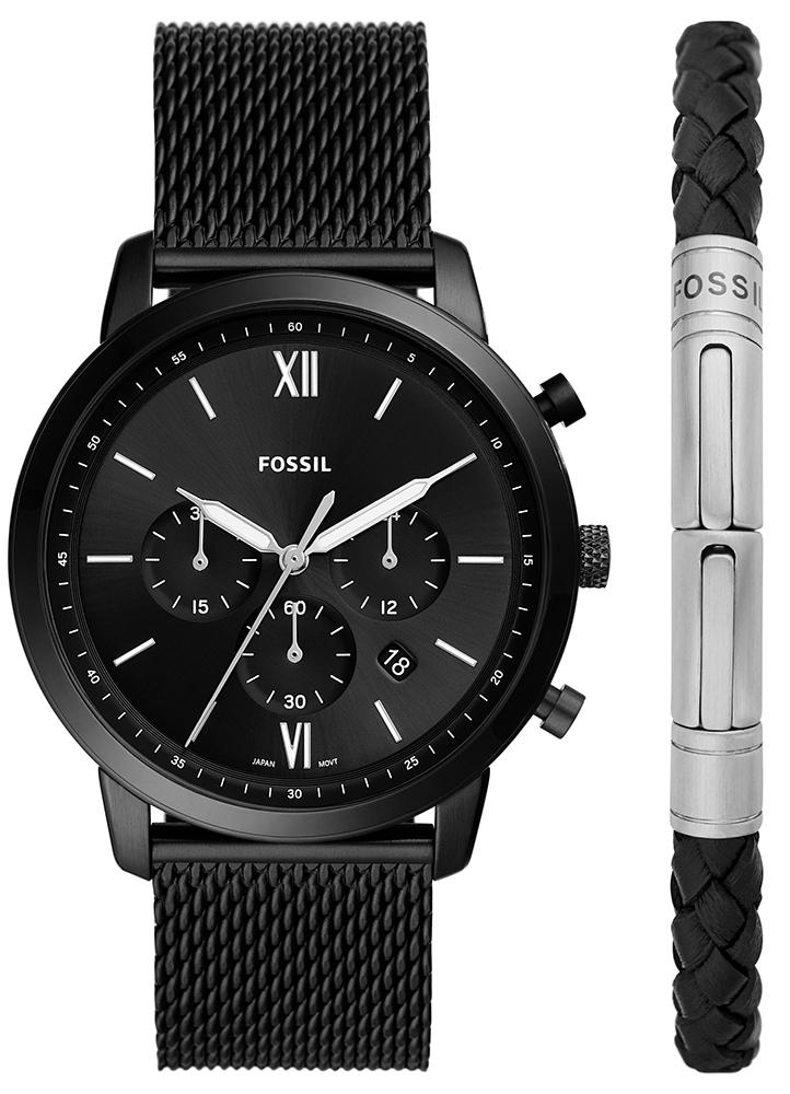 Fossil FS5786SET - zegarek męski