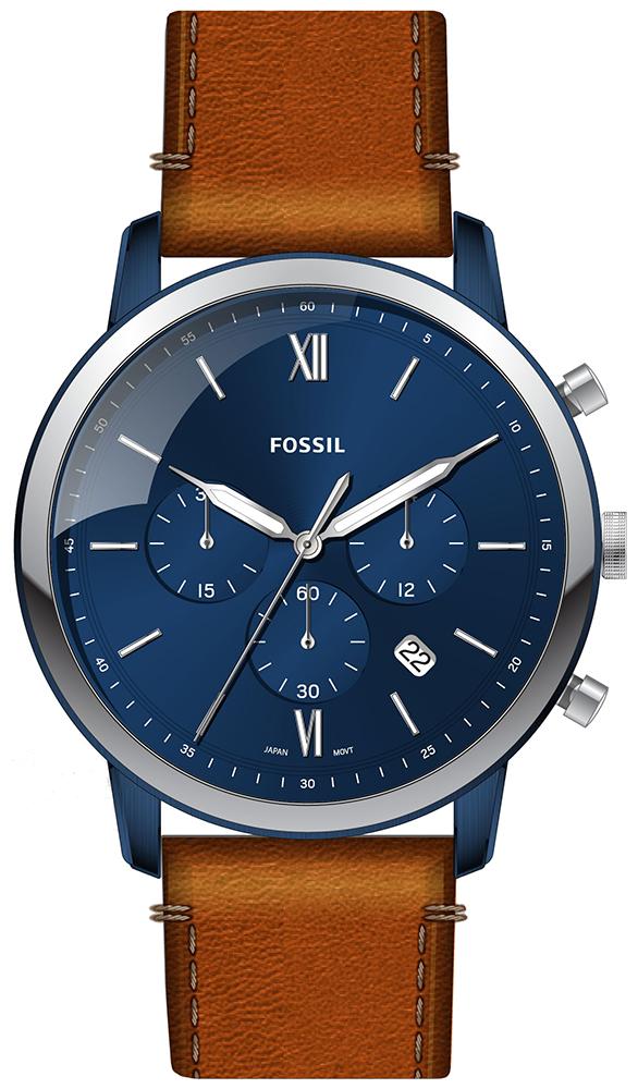 Fossil FS5791 - zegarek męski