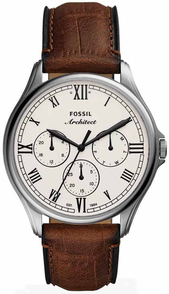 Fossil FS5800 - zegarek męski