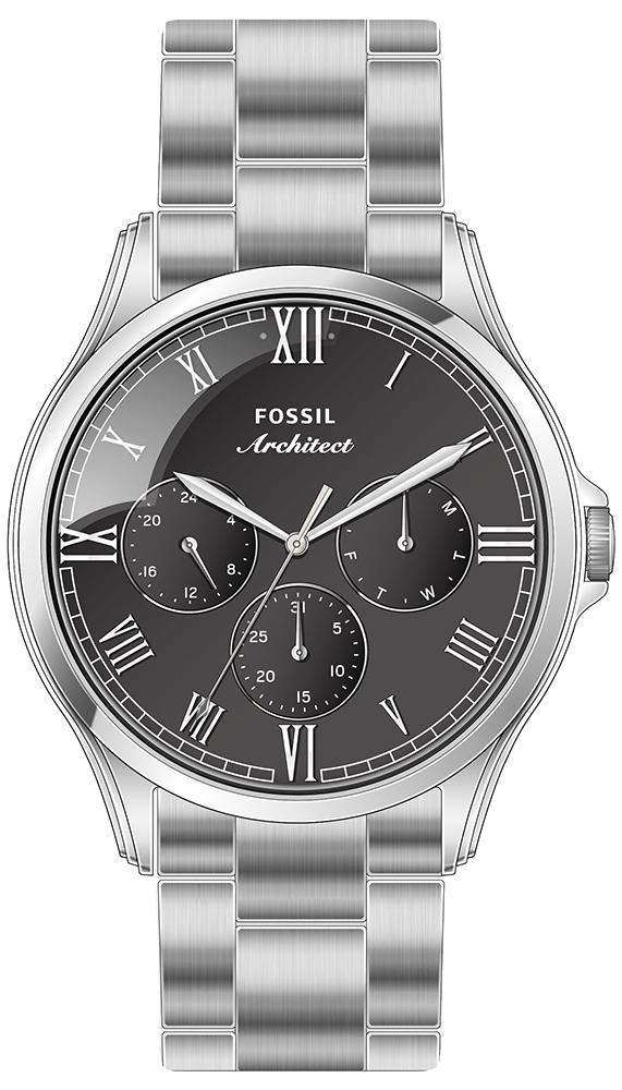 Fossil FS5801 - zegarek męski
