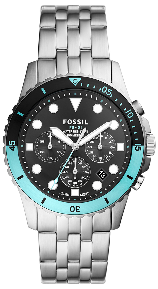 Fossil FS5827 - zegarek męski