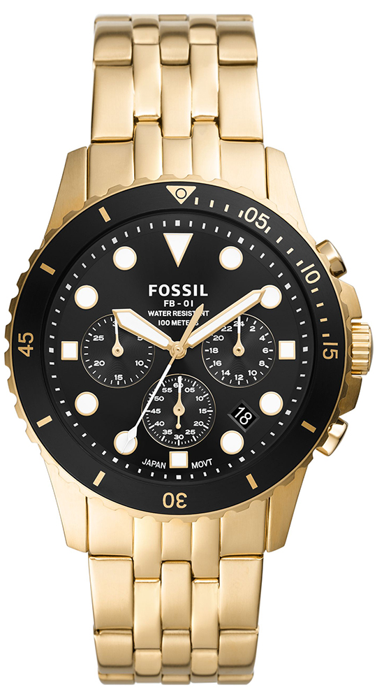 Fossil FS5836 - zegarek męski