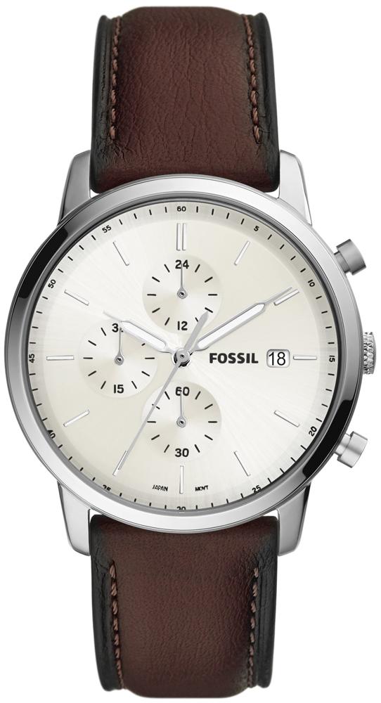Fossil FS5849 - zegarek męski