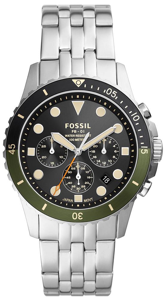 Fossil FS5864 - zegarek męski
