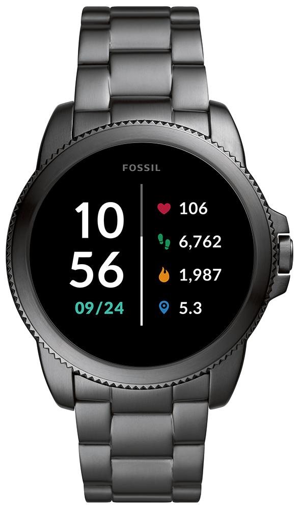 Fossil FTW4049 - zegarek męski