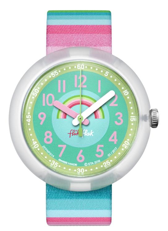 Flik Flak FPNP014 - zegarek dla dziewczynki