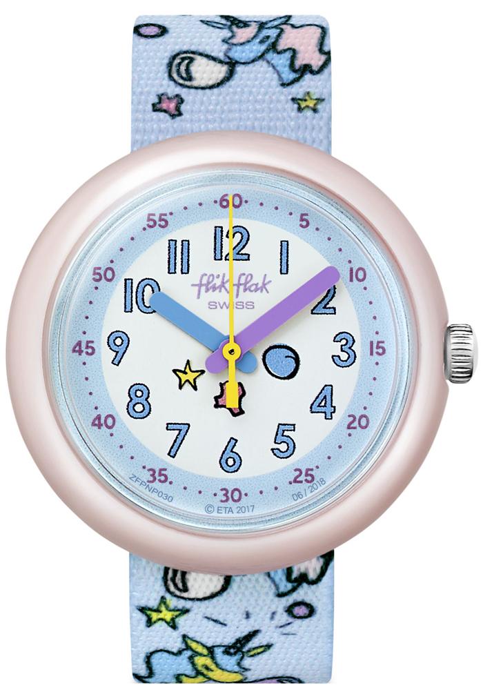 Flik Flak FPNP030 - zegarek dla dziewczynki