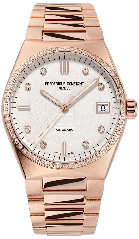 Frederique Constant FC-303VD2NHD4B - zegarek damski