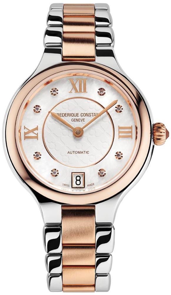 Frederique Constant FC-306WHD3ER2B - zegarek damski