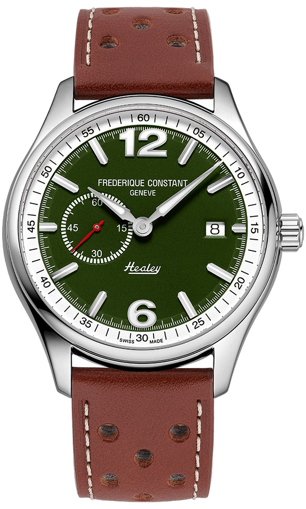 Frederique Constant FC-345HGRS5B6 - zegarek męski