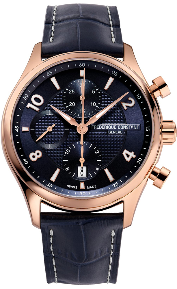 Frederique Constant FC-392RMN5B4 - zegarek męski