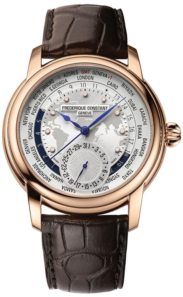 Frederique Constant FC-718WM4H4 - zegarek męski