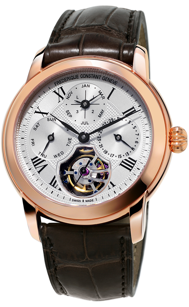 Frederique Constant FC-975MC4H4 - zegarek męski