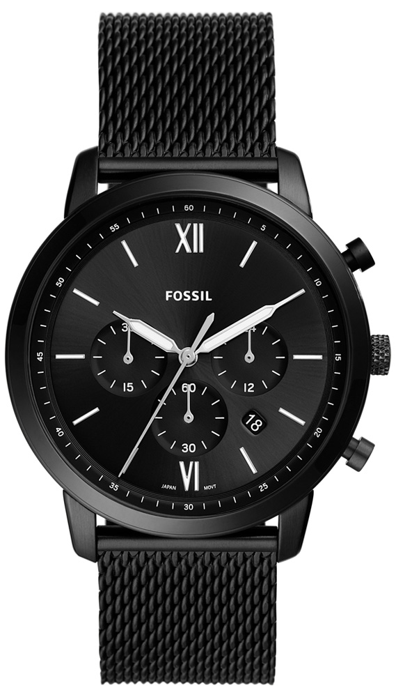 Fossil FS5707 - zegarek męski
