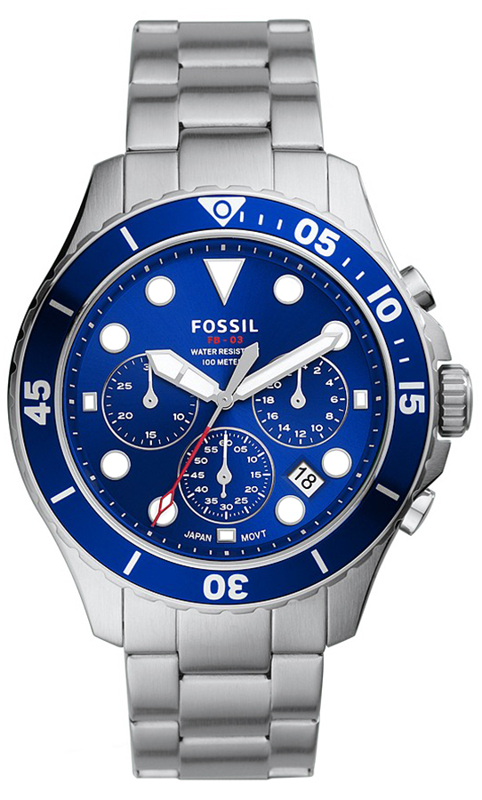 Fossil FS5724 - zegarek męski