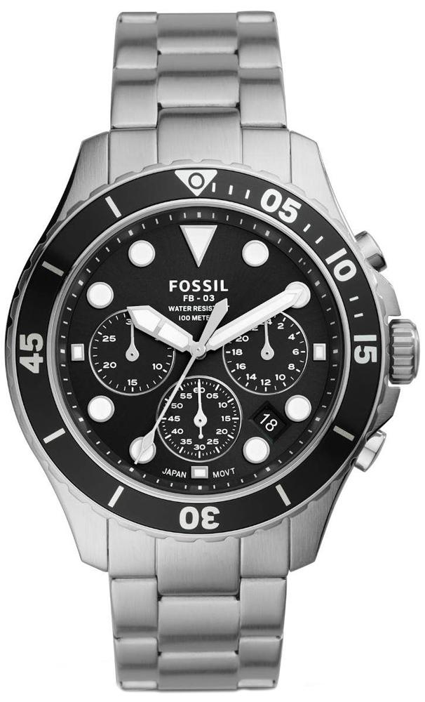 Fossil FS5725 - zegarek męski