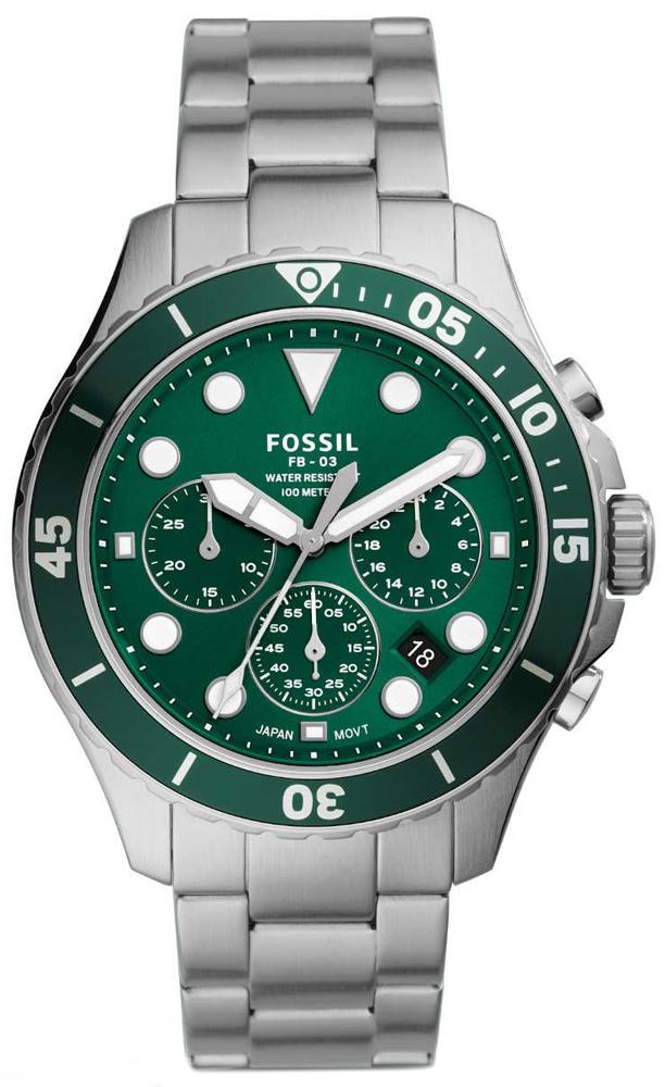 Fossil FS5726 - zegarek męski