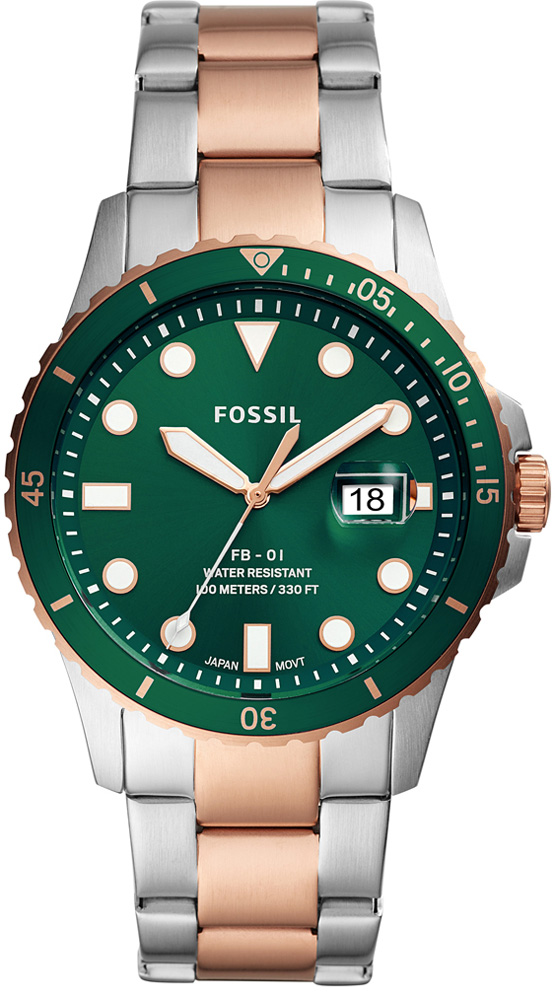 Fossil FS5743 - zegarek męski