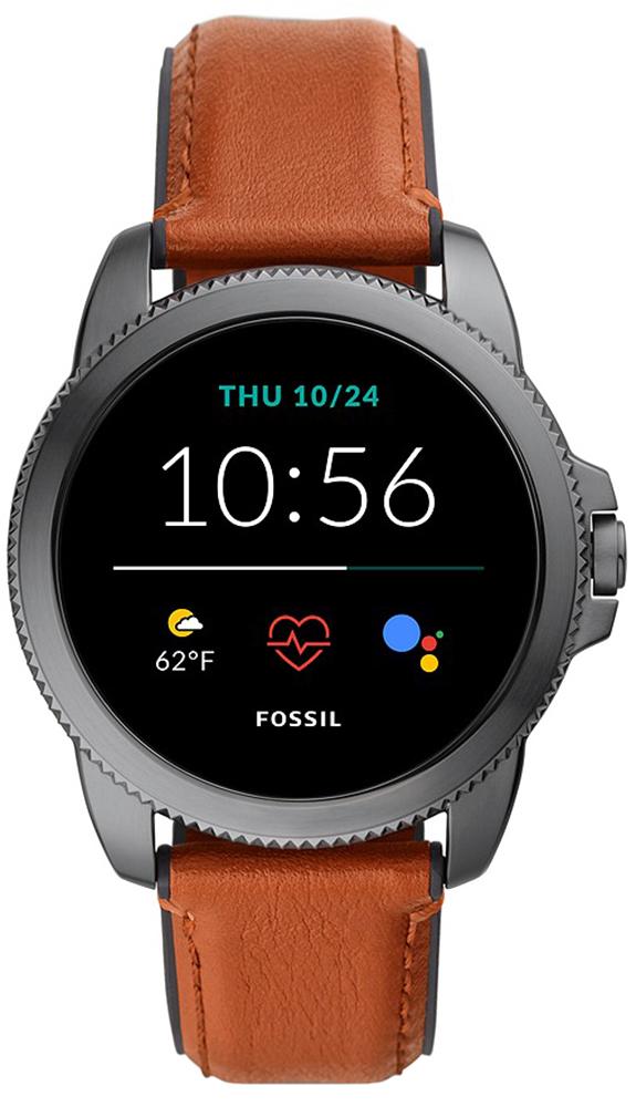 Fossil FTW4055 - zegarek męski