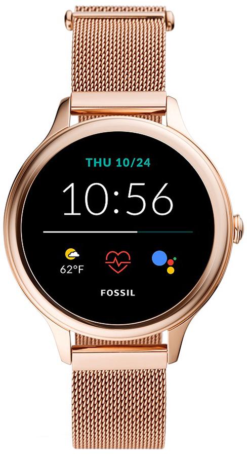 Fossil FTW6068 - zegarek damski