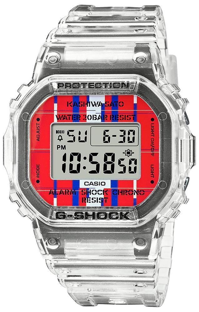 Casio G-SHOCK DWE-5600KS-7ER - zegarek męski