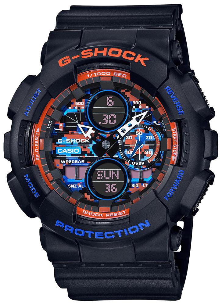 G-SHOCK GA-140CT-1AER - zegarek męski