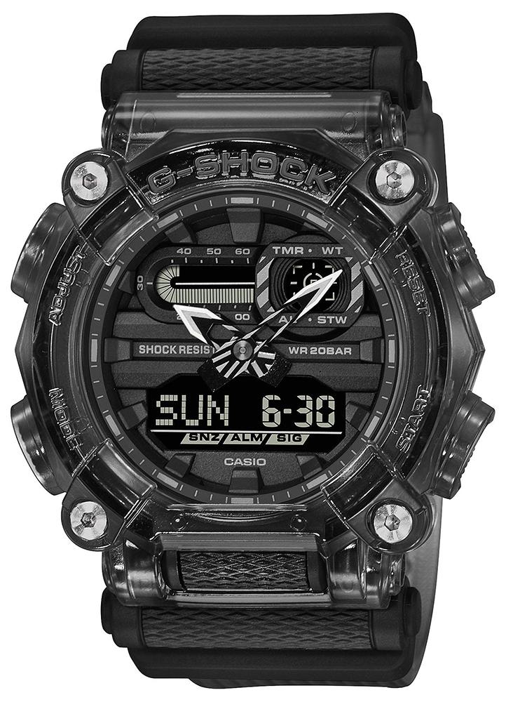 Casio G-SHOCK GA-900SKE-8AER - zegarek męski
