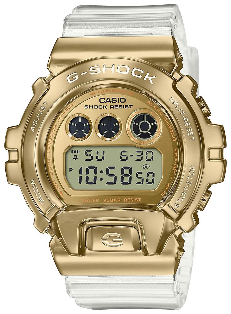 G-Shock GM-6900SG-9ER - zegarek męski