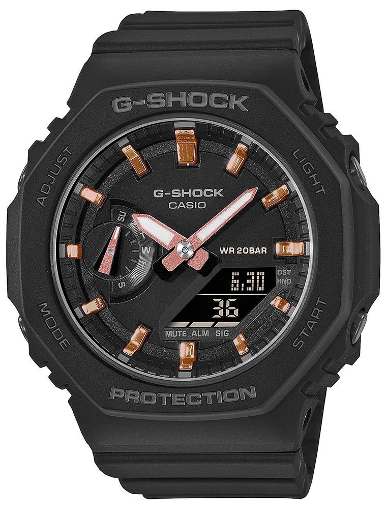 Casio G-SHOCK GMA-S2100-1AER - zegarek damski