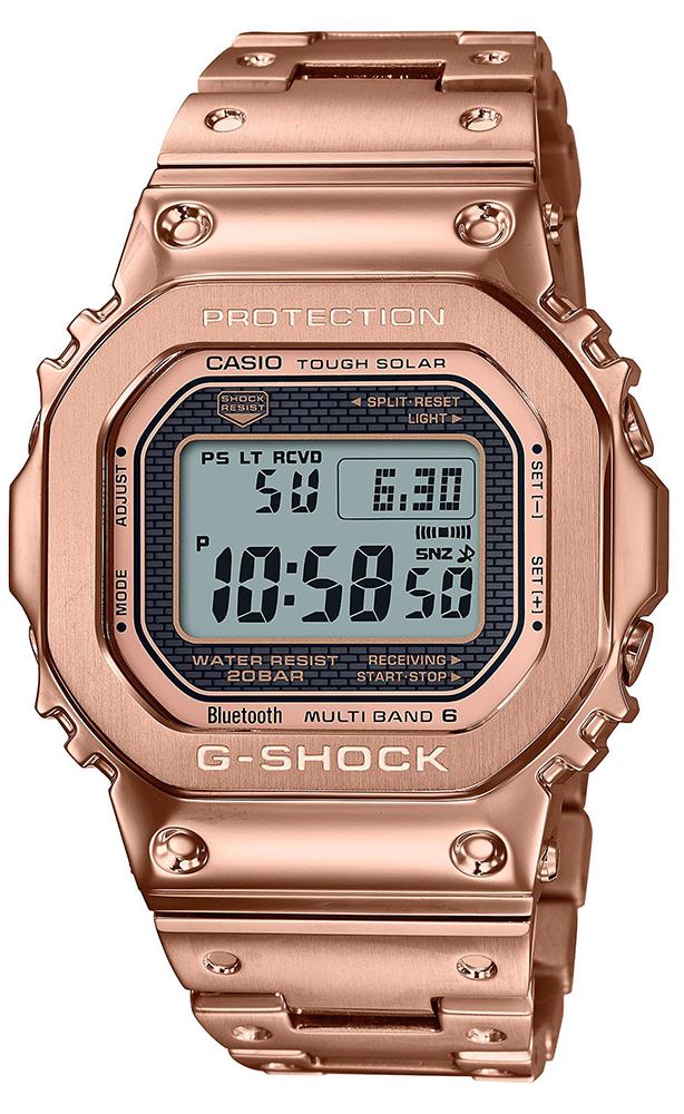 G-SHOCK GMW-B5000GD-4ER - zegarek męski