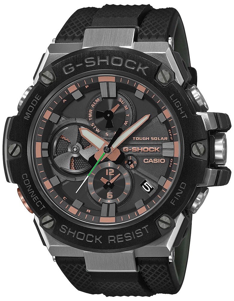 G-SHOCK GST-B100GA-1AER - zegarek męski