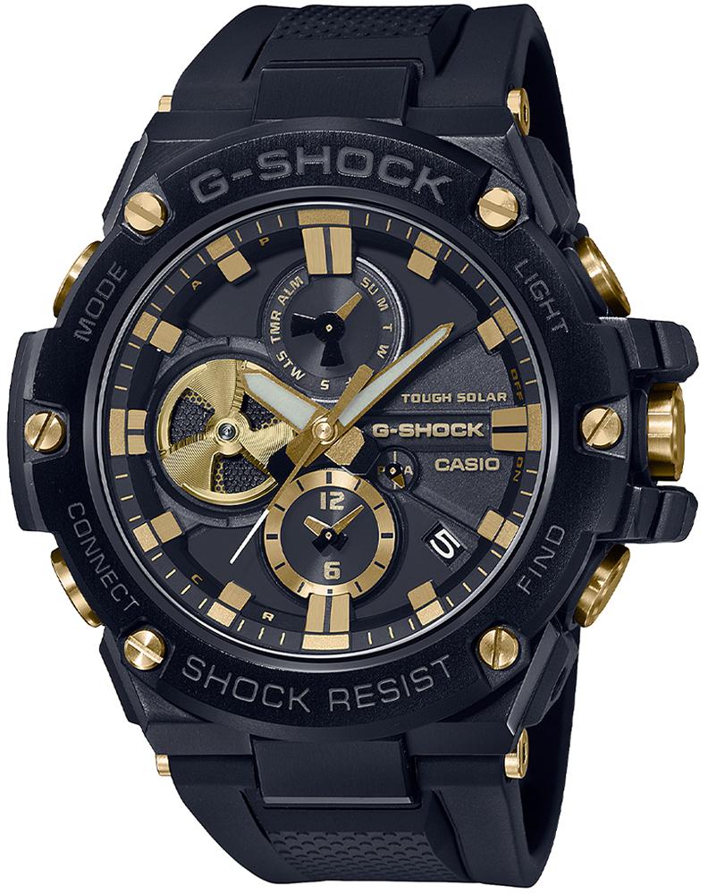 Casio G-SHOCK GST-B100GC-1AER - zegarek męski