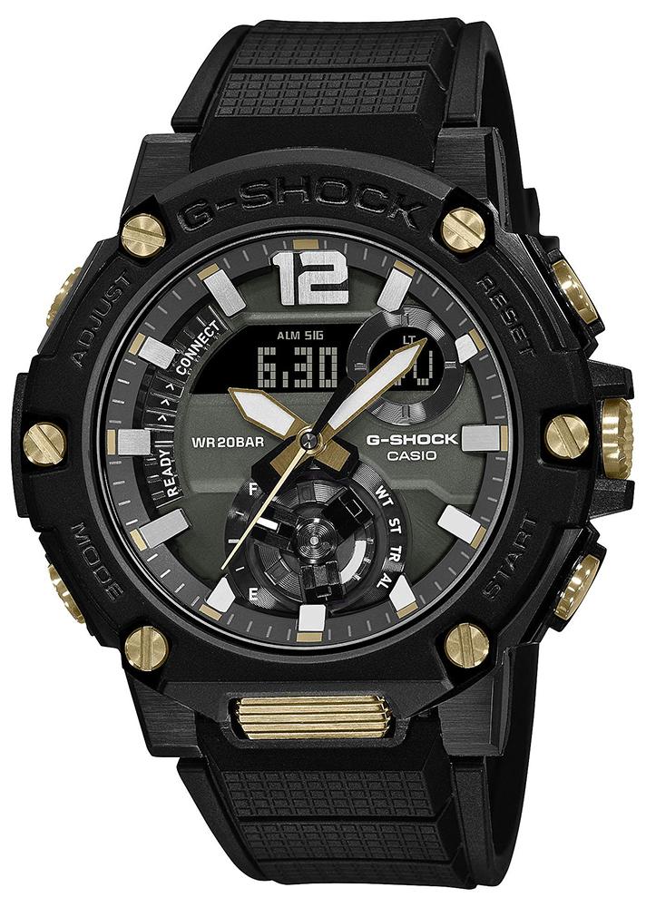 G-SHOCK GST-B300B-1AER - zegarek męski