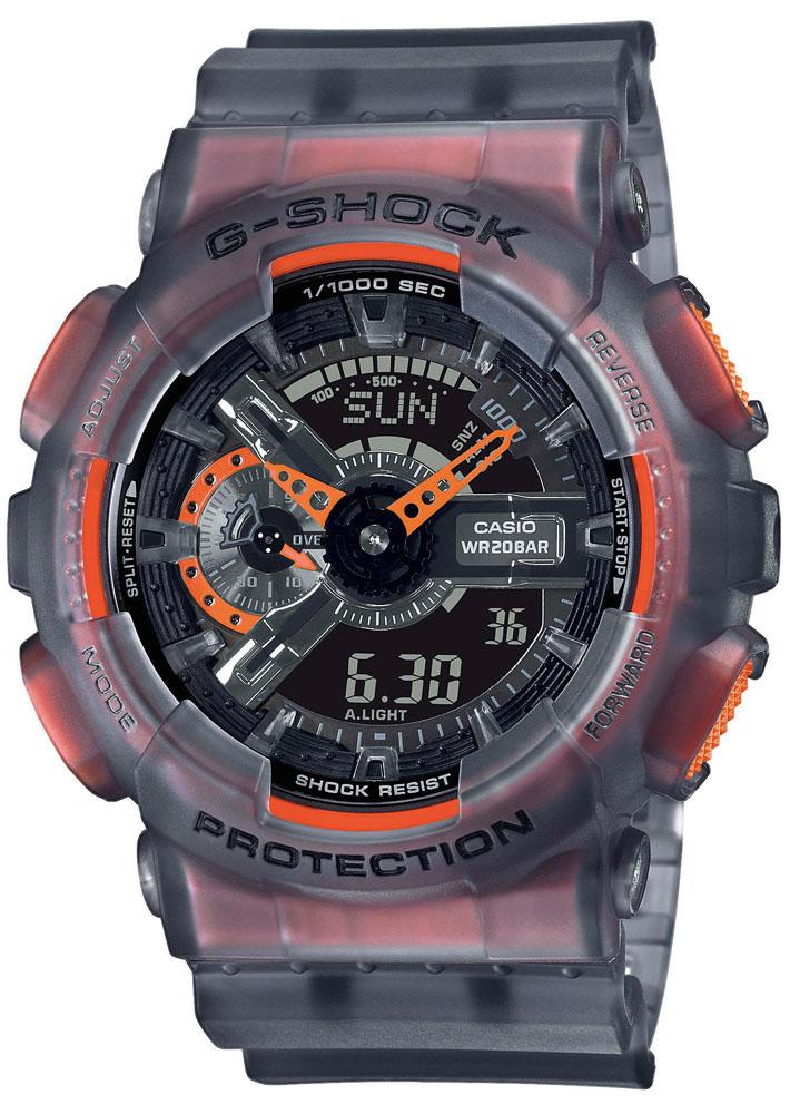 Casio G-SHOCK GA-110LS-1AER - zegarek męski