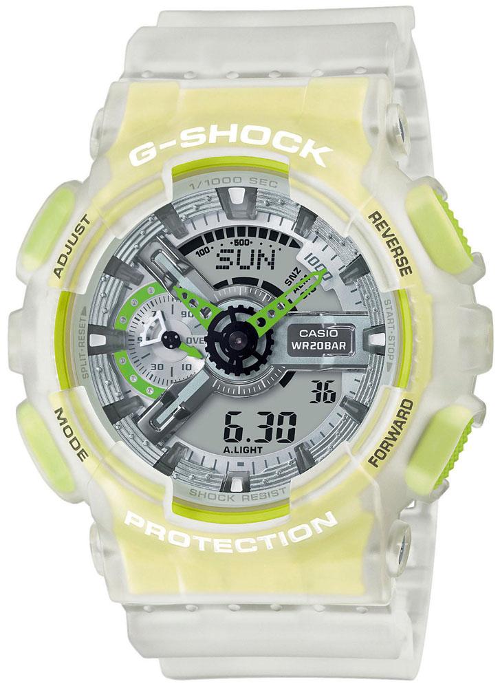 Casio G-SHOCK GA-110LS-7AER - zegarek męski