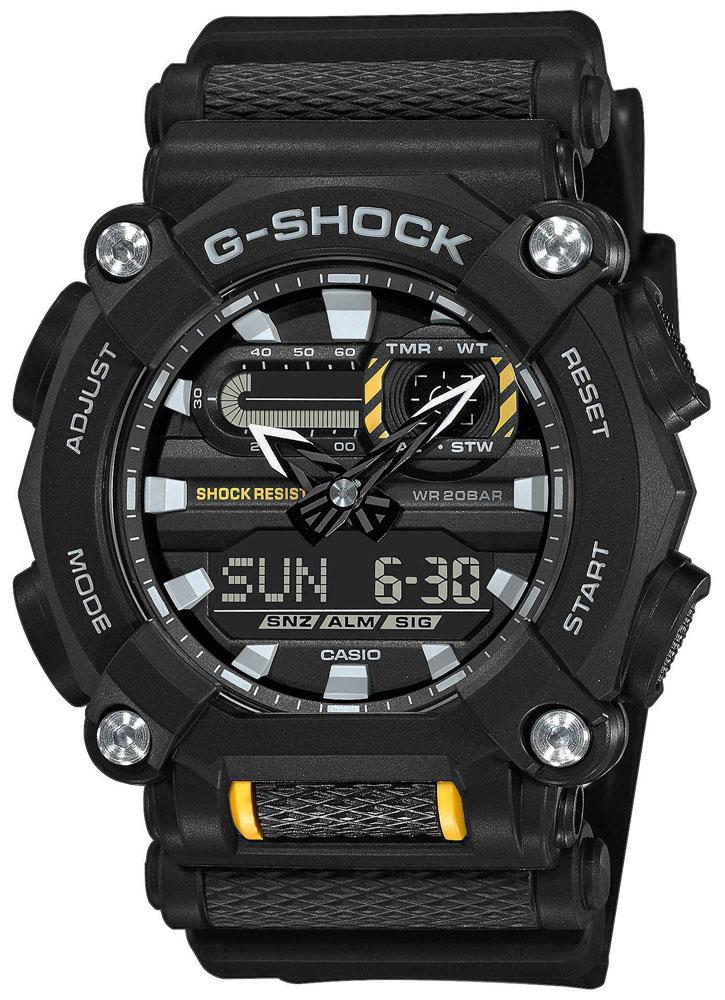 G-SHOCK GA-900-1AER - zegarek męski