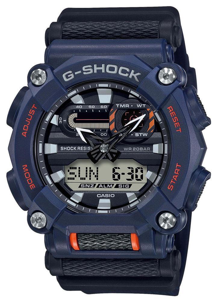 G-SHOCK GA-900-2AER - zegarek męski