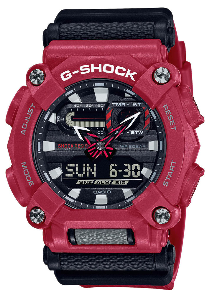 G-SHOCK GA-900-4AER - zegarek męski