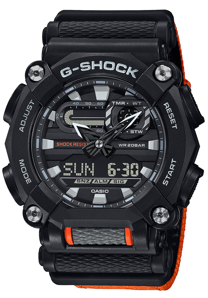 G-SHOCK GA-900C-1A4ER - zegarek męski