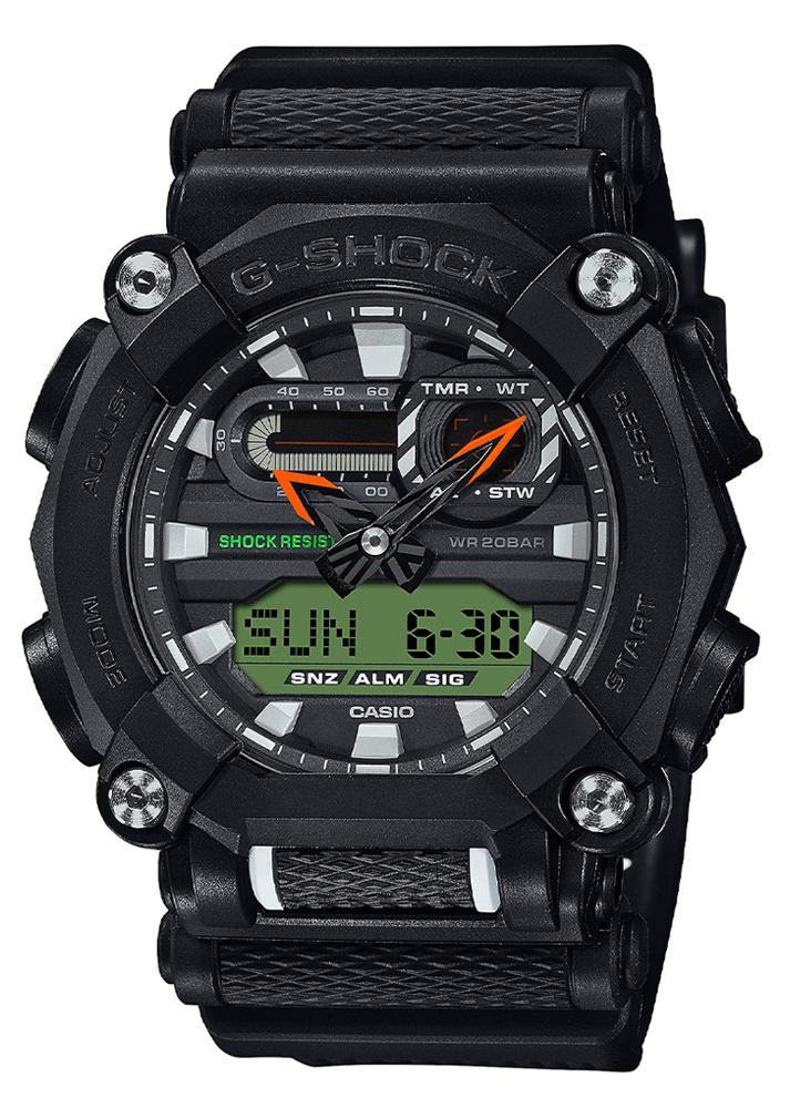 G-SHOCK GA-900E-1A3ER - zegarek męski