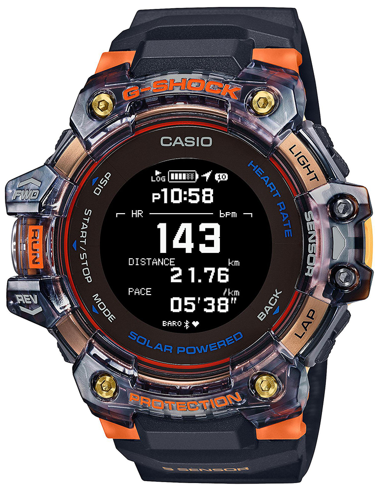 G-SHOCK GBD-H1000-1A4ER - zegarek męski