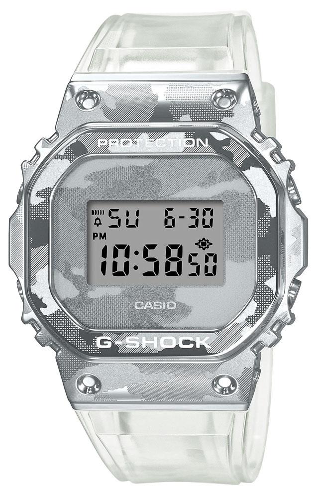 G-SHOCK GM-5600SCM-1ER - zegarek męski