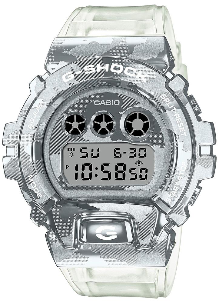 G-Shock GM-6900SCM-1ER - zegarek męski
